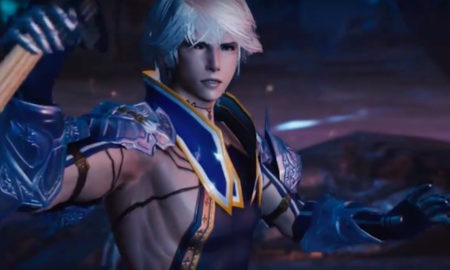 (Mobius Final Fantasy, Square Enix)