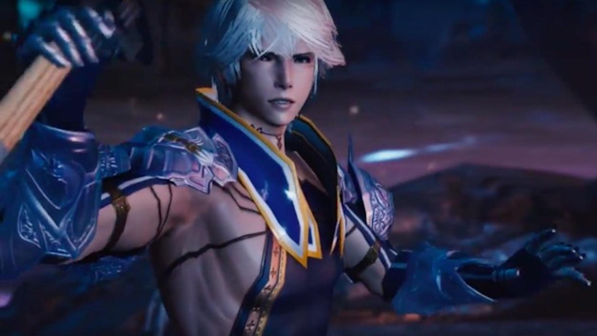 (Mobius Final Fantasy, Square Enix)
