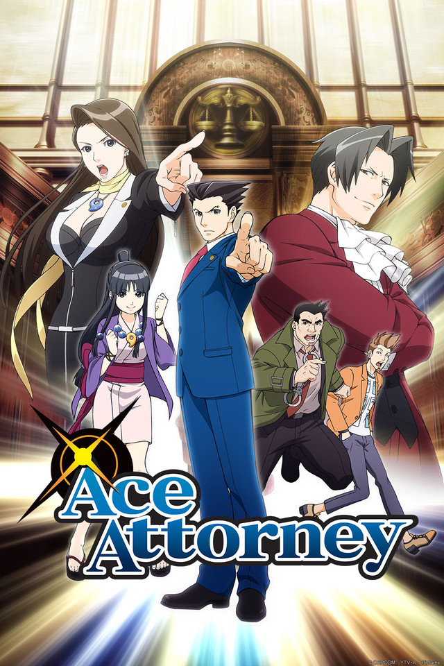 Ace Attorney Ep 17 Review