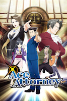 Ace Attorney Anime Episode 8