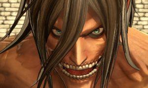 (Attack on Titan - Koei Tecmo)