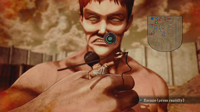 (ATTACK ON TITAN - KEOI TECMO)