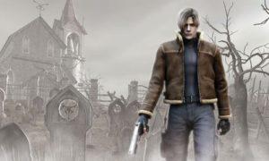 (Resident Evil 4, Capcom)