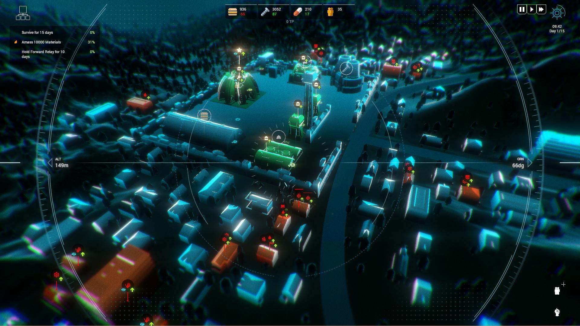 (Zombie City Defense 2, Mozg Labs)