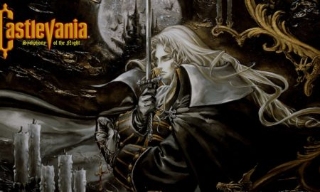 (Castlevania: Symphony of the Night, Konami)