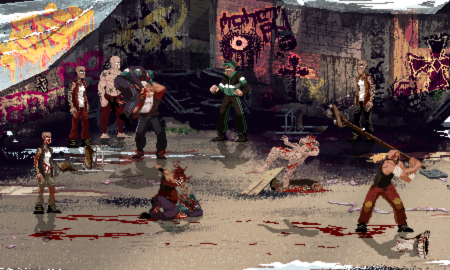 Mother Russia Bleeds, Devolver Digital