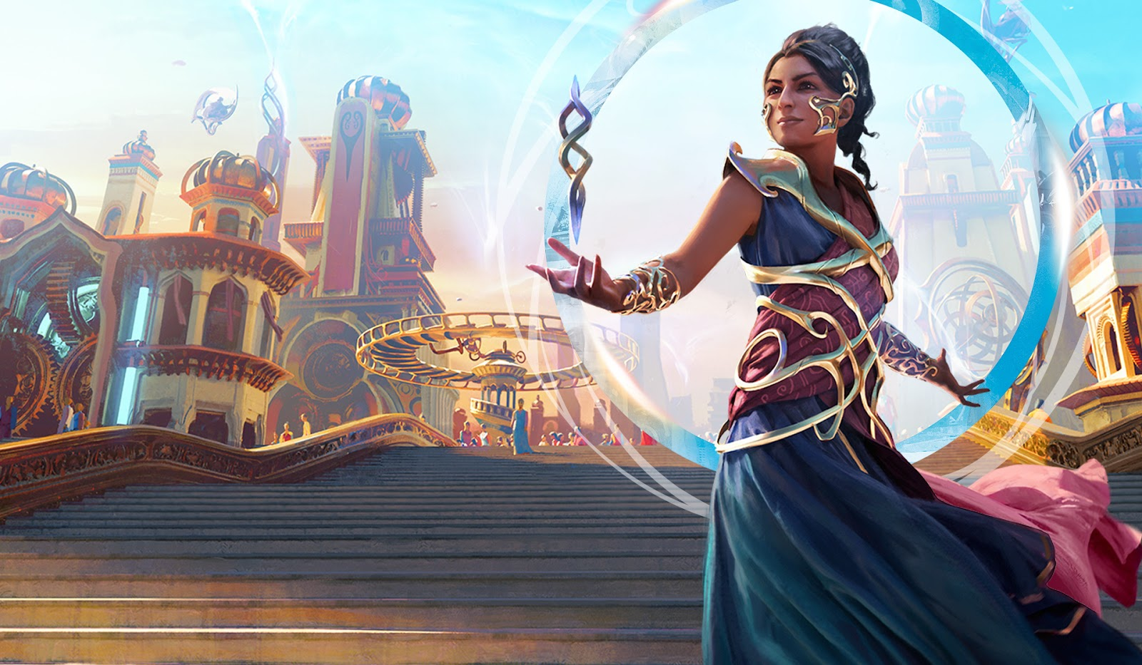 Mtg set release dates