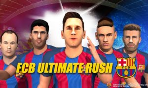 FCB Ultimate Rush, Gamehour ltd
