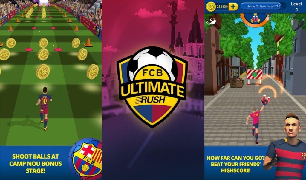 FCB Ultimate Rush, Gamehour ltd