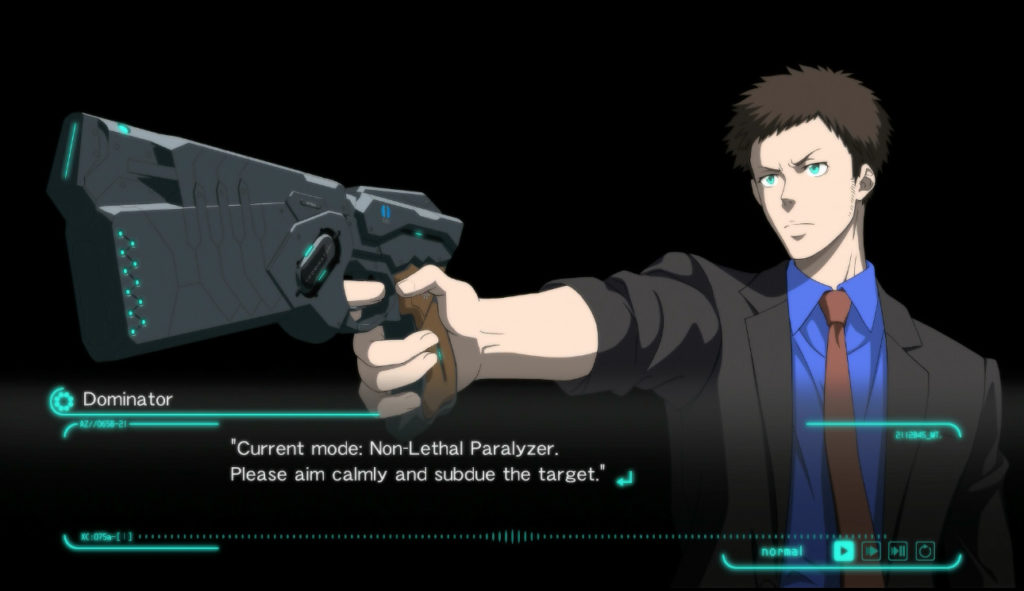 Psycho-Pass: Mandatory Happiness, NIS America, Inc.