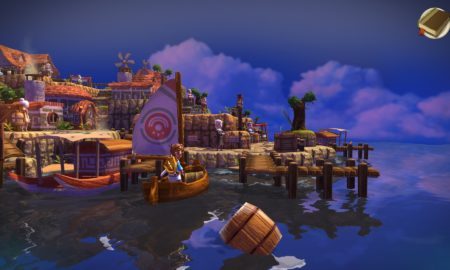 (Oceanhorn: Monster of the Uncharted Seas, FDG Entertainment)
