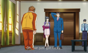 (Ace Attorney Anime, A-1 Pictures)
