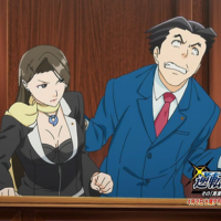 Ace Attorney Anime Episode 6