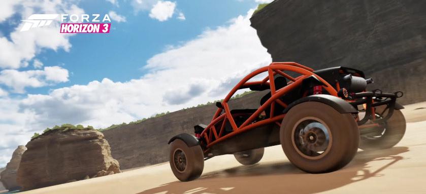 (Forza Horizon 2, Microsoft Studios)