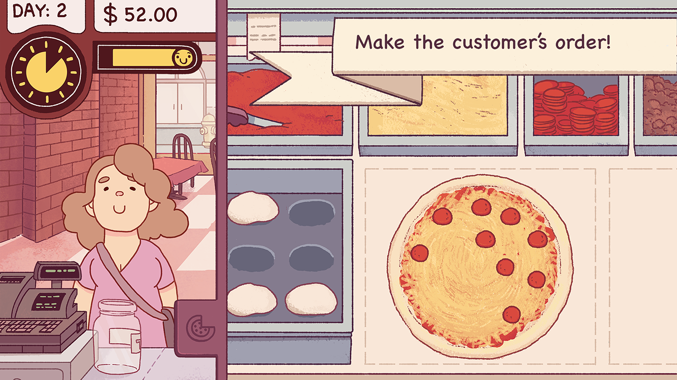 (Good Pizza, Great Pizza, TapBlaze)