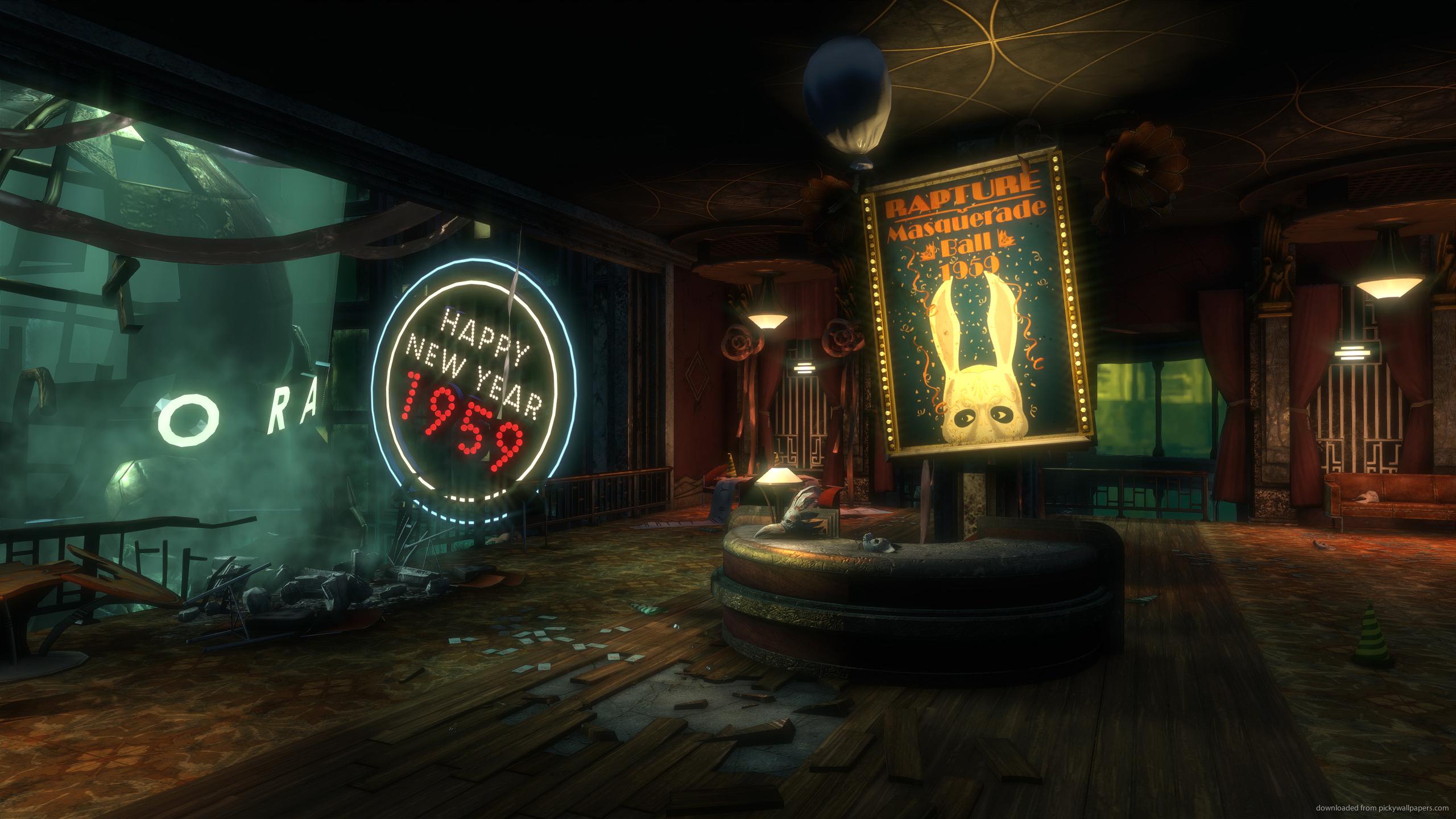 (BioShock, 2K Games)