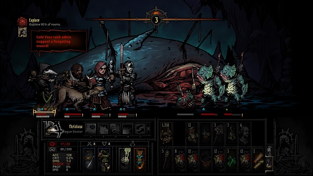 (DARKEST DUNGEON - RED HOOK STUDIOS)