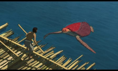 (The Red Turtle, Studio Ghibli)