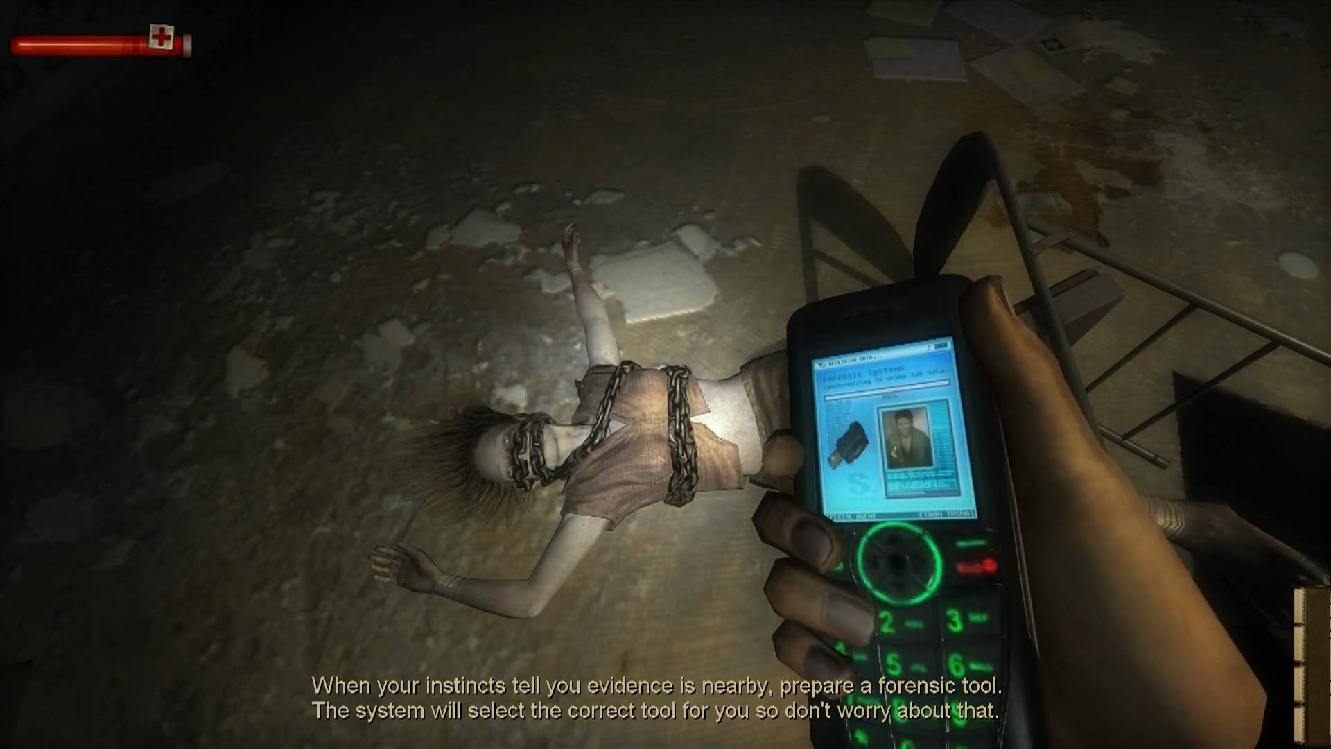 (</em>Condemned: Criminal Origins</em>, Sega & Warner Bros. Interactive Entertainment)
