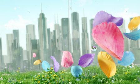 FlowerBagoVinyl