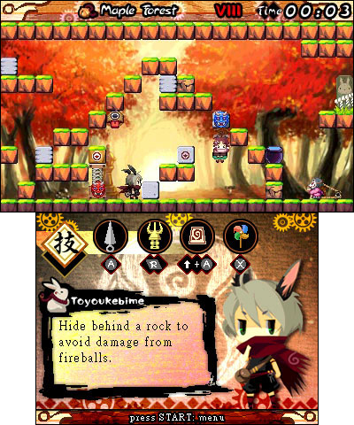Ninja Usagimaru: The Mysterious Karakumi Castle / AKSYS Games