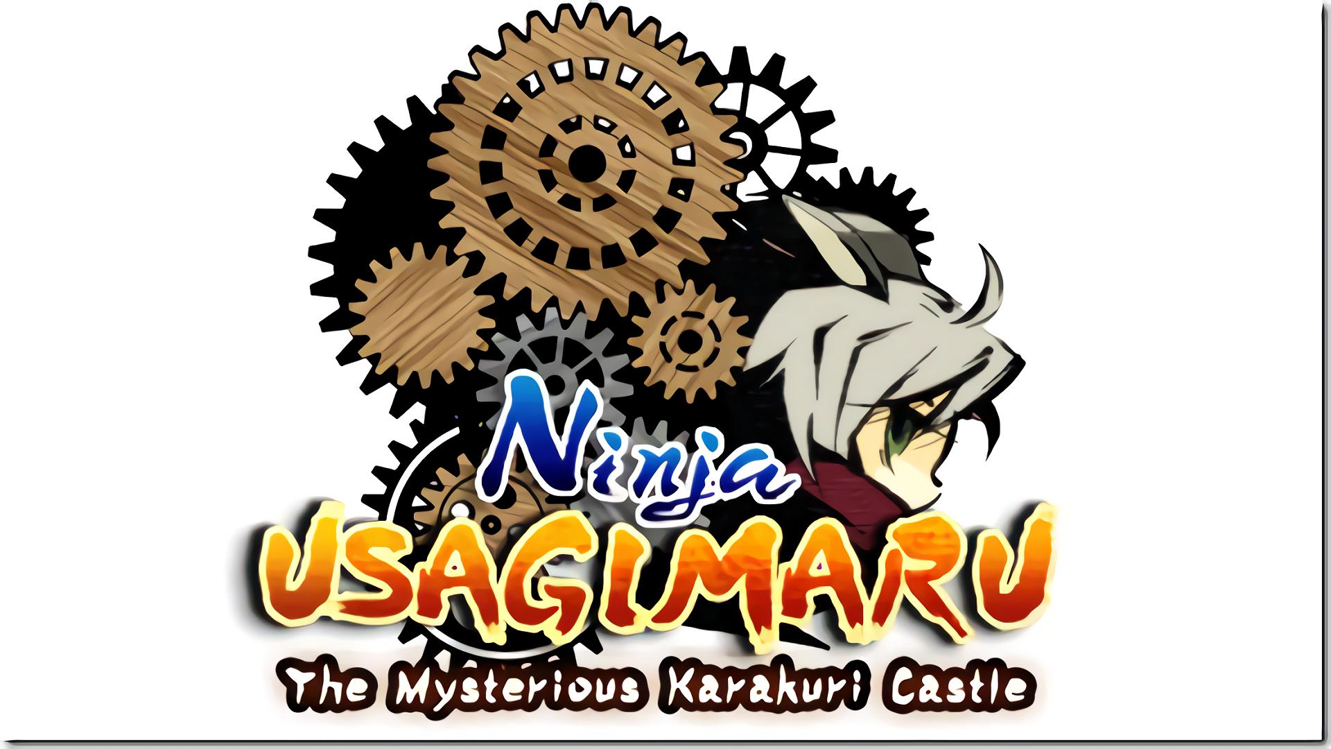 (Ninja Usagimaru: The Mysterious Karakul Castle, Aksys Games)