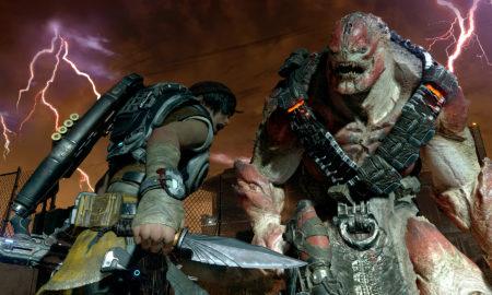 (Gears of War 4, Microsoft Studios)