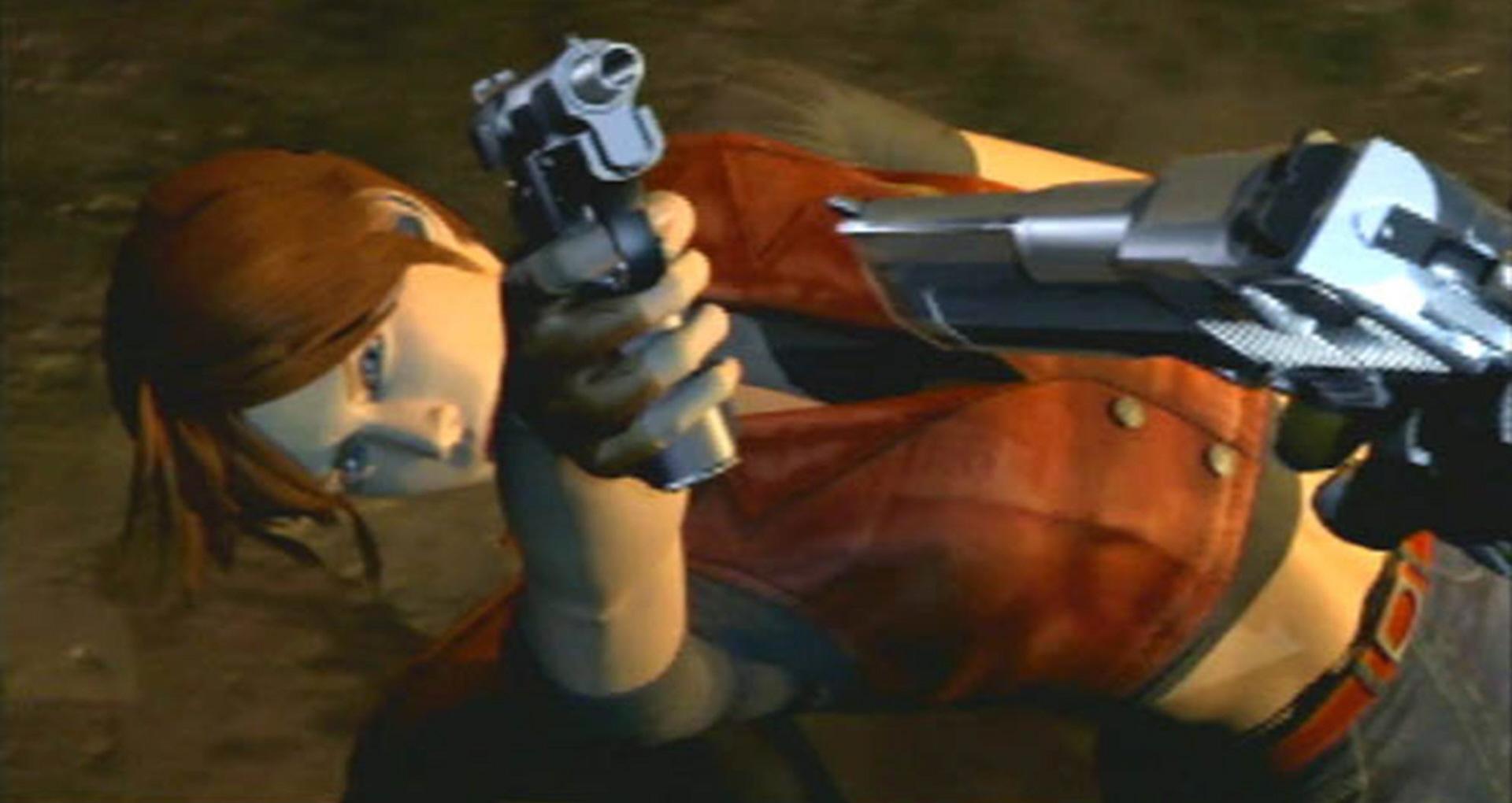 (Resident Evil - Code: Veronica X, Capcom)
