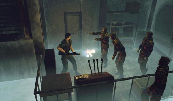 Resident Evil Code: Veronica X, Capcom