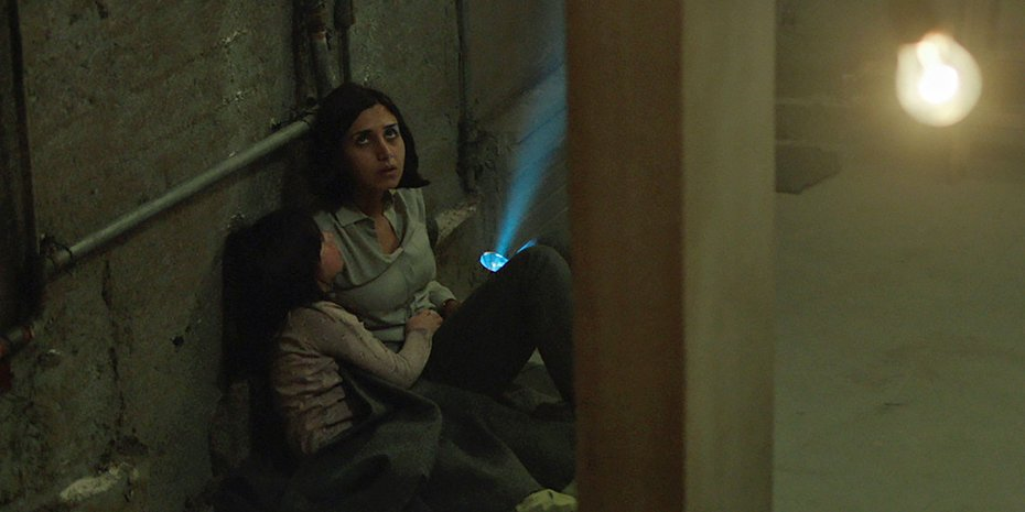 (Under the Shadow, Netflix)