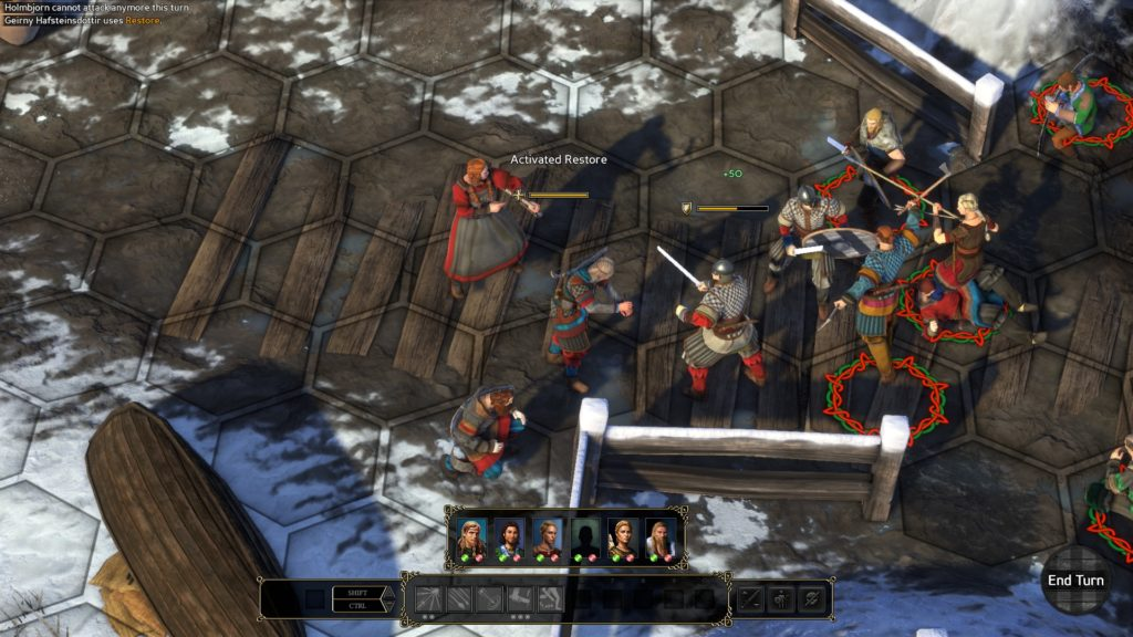 Expeditions: Viking, Logic Artists