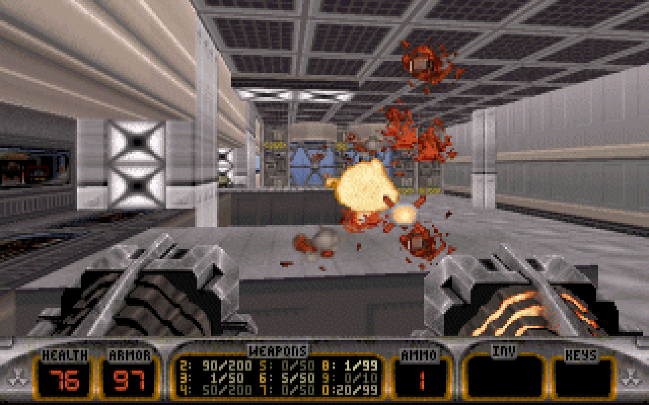 Duke Nukem 3D, Gearbox Publishing