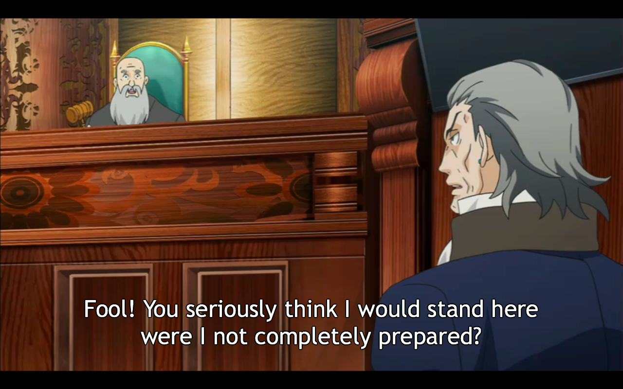 Ace Attorney, A-1 Pictures