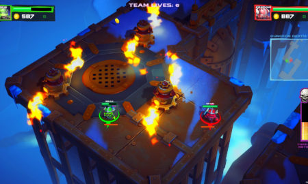 (Super Dungeon Bros, Wired Productions/THQ Nordic)