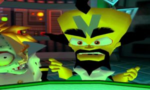 (Crash Bandicoot: The Wrath of Cortex, Universal interactive Studios / Konami)