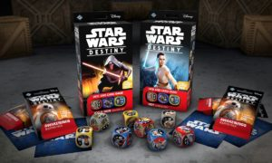 Star Wars: Destiny, Fantasy Flight Games