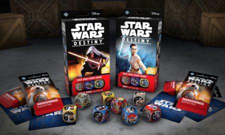 Star Wars: Destiny, Fantasy Flight Games