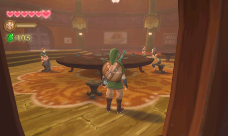 Skyward Sword / Nintendo