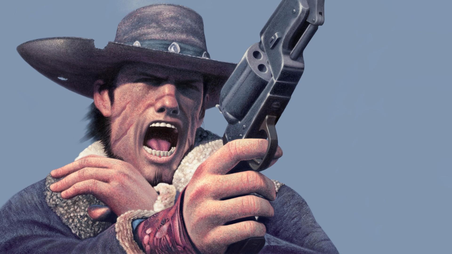 (Red Dead Revolver, Rockstar)