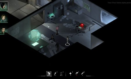 (Fear Effect Sedna, SQUARE ENIX)