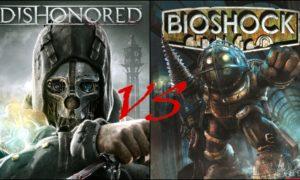DishonoredvsBioshock