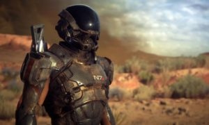 Mass Effect: Andromeda, EA