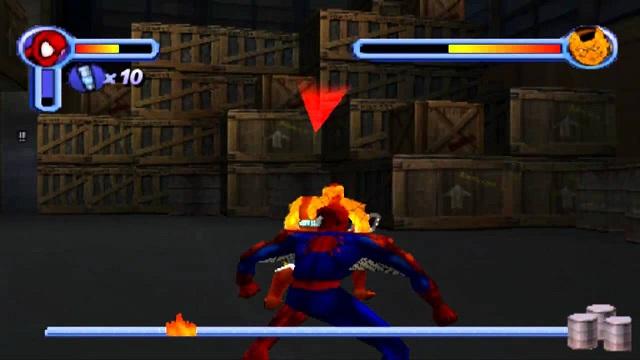 (Spider-Man 2: Enter Electro - Activision)