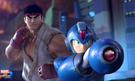 Marvel Vs Capcom infinite, Capcom