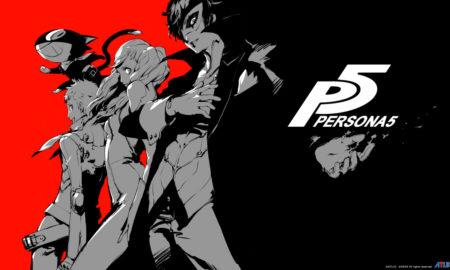Persona 5 /AtlusUSA