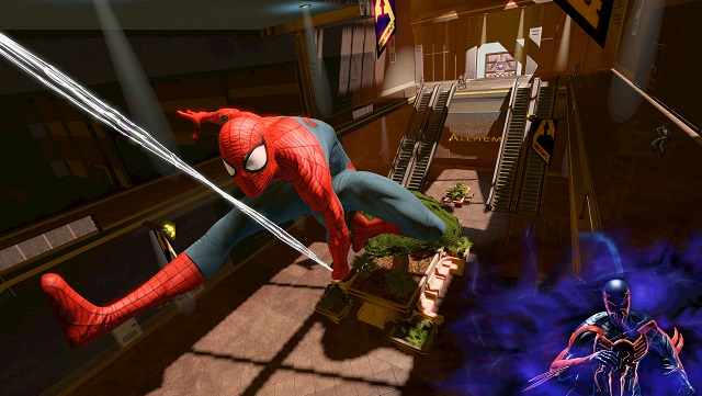 (Spider-Man: Edge of Time - Activision)