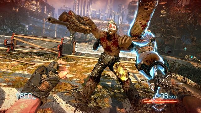 (Bulletstorm - EA Games)