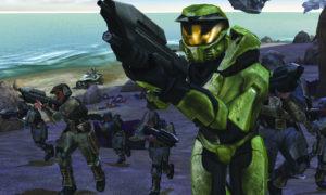 (Halo: Combat Evolved, Microsoft)