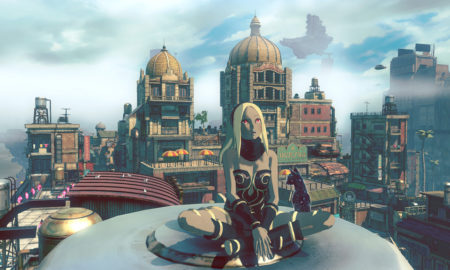 Gravity Rush PlayStation Demo