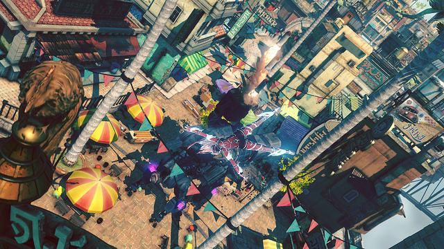 Gravity Rush 2 / PlayStation